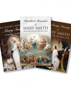 Classical Religious Wallet Cards