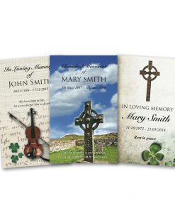 Celtic / Irish Wallet Cards